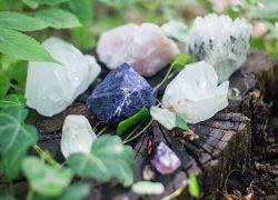 crystals, stones, healing